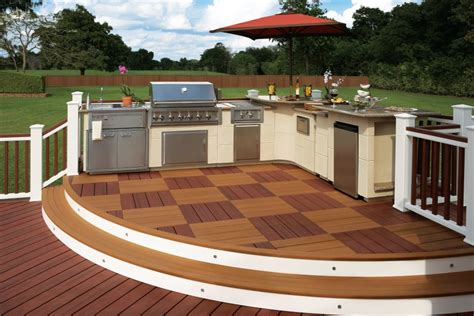 deck möbel layout trex deck contractor installer massachusetts