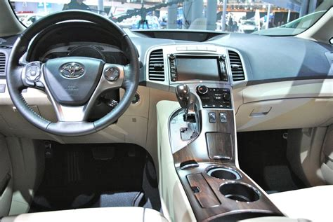 2013 Venza Interior by Photos Of Toyota Venza Photo Galleries On Flipacars