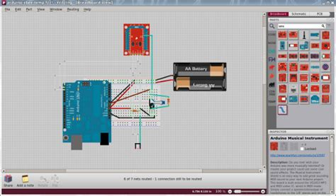 breadboard circuit projects pdf fritzing s cad neatly documents circuit designs