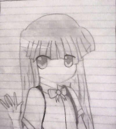 doodle rika higurashi rika wave by sharly48625 on deviantart