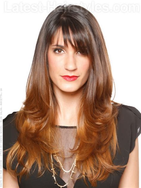 long straight thin hairstyles fade haircut haircuts for long thin straight hair