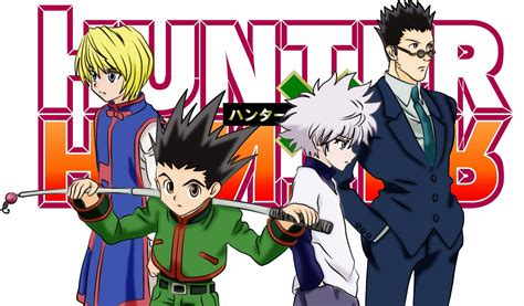 anime hunter x hunter hunter x hunter otaku fantasy fantasy fan leogan
