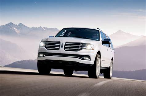 2015 lincoln navigator 2015 lincoln navigator look truck trend