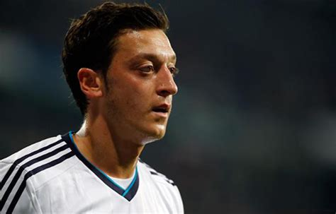 mezuth ozil new hair style real madrid 5 1 athletic bilbao benzema leads an
