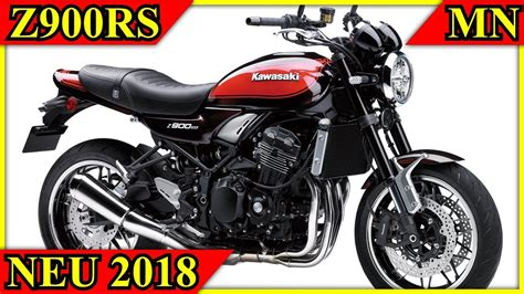 Motorrad Videos Technik by Kawasaki Z900rs Klassischer Look Und Moderne Technik
