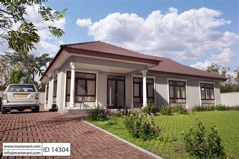 house plains 4 bedroom single story house plan id 14304 house plans