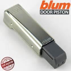 blum soft close clip on piston kitchen cabinet door buffer