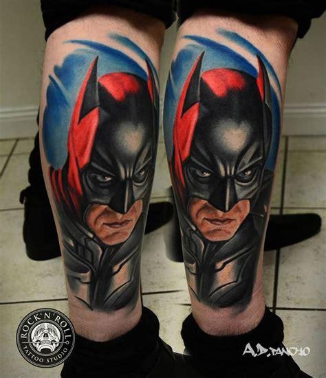 amazing batman tattoo amazing batman by a d pancho rock n roll