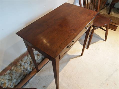 Cloverleaf Home Interiors by Table Hall Lamp Console George Iii Mahogany C1780