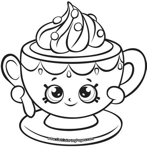 shopkins cake coloring pages shopkins season 7 coloring pages getcoloringpages com