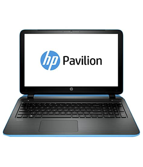 Laptop Hp I3 Ram 2gb hp pavilion 15 p029tx laptop 4th intel i3 4gb ram 1tb hdd 39 62cm 15 6 screen