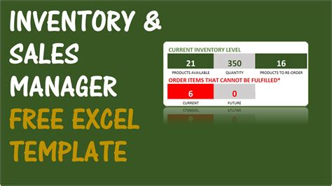 sales management tools templates free inventory management software in excel inventory