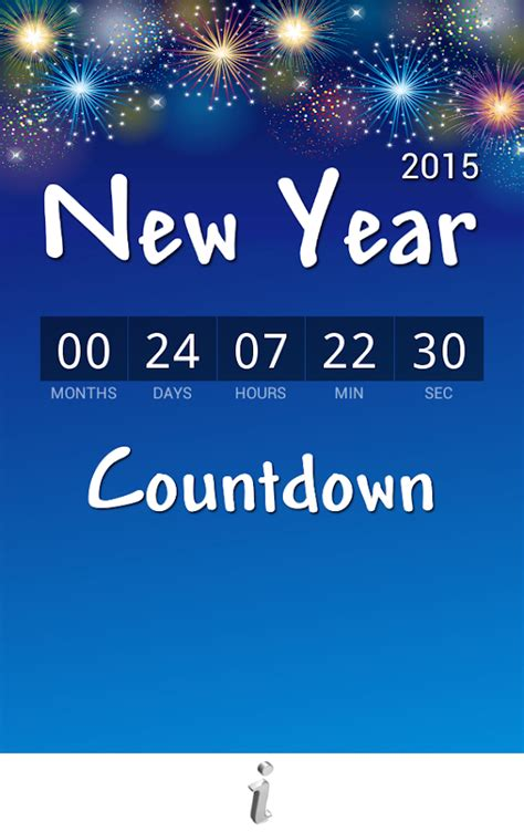 countdown to new years 2015 new year countdown 2016 android apps on play