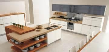 Open Kitchen Island Designs open kitchen island shelving decor olpos design