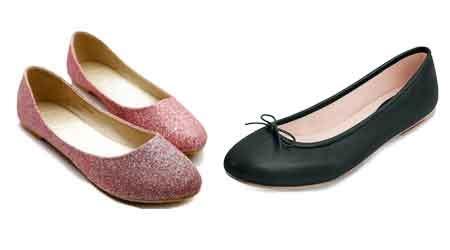 Aparch Sepatu Wanita Flat Shoes Mutiara Hitam image gallery sepatu wanita
