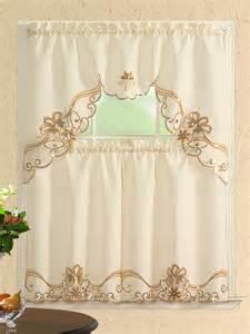Kitchen Curtains Sets Promo 3 Kitchen Curtain Set