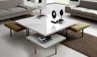 Modern Table For Living Room Modern Living Room Home Design Interior