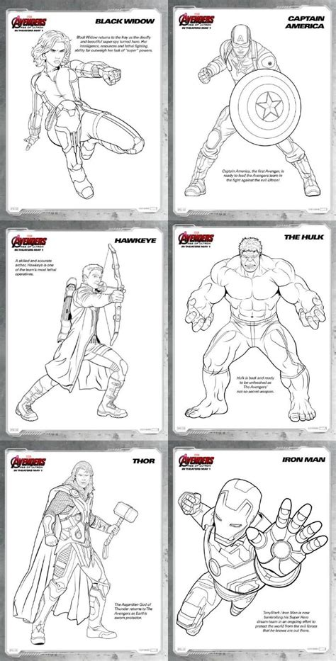 iron man age of ultron coloring pages avengers age of ultron review and free printable