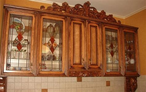 19 decorative glass kitchen cabinet doors cheapairline info