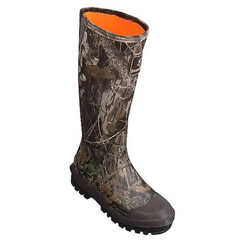 browning neoprene rubber boots for 61591 save 55