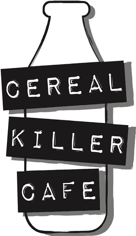 Cereal Killer White the cafes cereal killer cafe