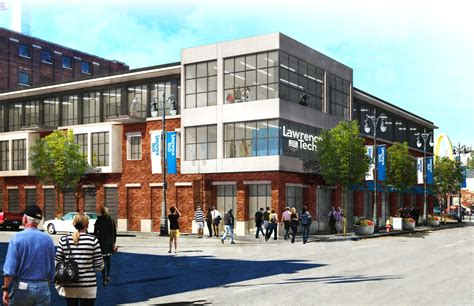 home design center michigan groundbreaking set for midtown building to house lawrence