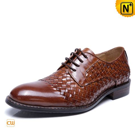 Dress Shoe Lace Up by Mens Lace Up Business Dress Shoes Brown Cw761325