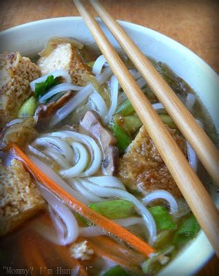 vegetables used in pho mih recipe veggie phở