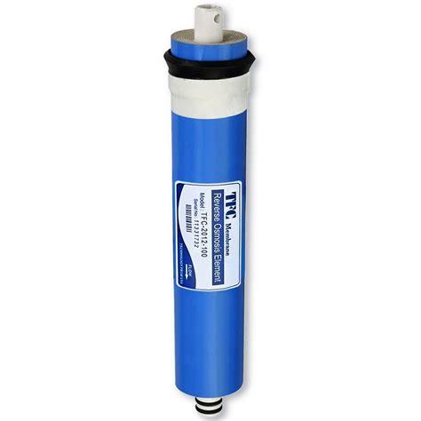 Paket Filter Catridge 10 Undersink Ro 50gpd ispring 1 8 quot x 12 quot 100gpd water filter replacement cartridge osmosis membrane mc1 the