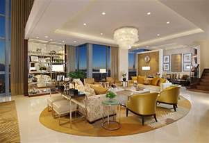 Barns College Elegant Penthouse Interior Chennai Interior Decors