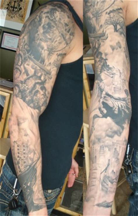 end of days tattoo end of days sleeve 171 sole