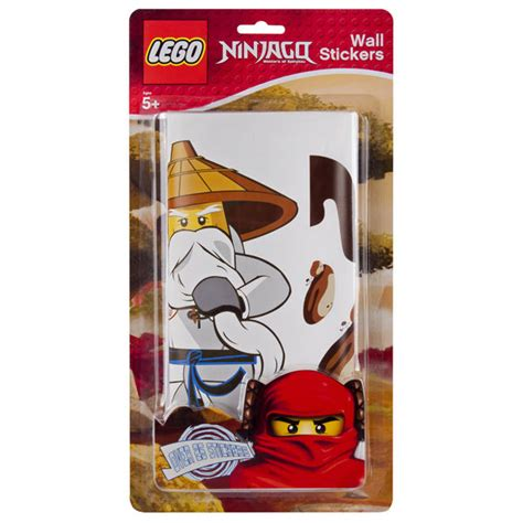 lego wall stickers ninjago small pack toys thehut stripg