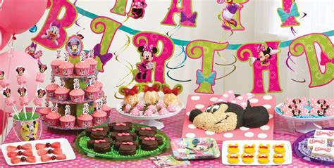 Diy Mickey Mouse Party Decorations Minnie Mouse Cake Supplies Minnie Mouse Cupcake Amp Cookie