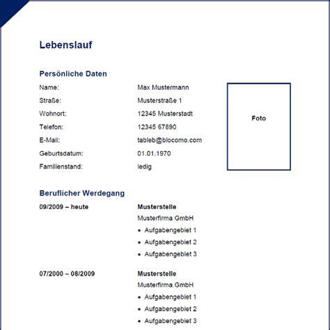 Lebenslauf Vorlage Word Business Modern Blue Cv With Border Moderne Lebenslauf Vorlage Mit Blauem Rahmen Lebenslauf Muster