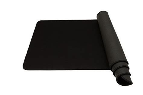 Smooth Mouse Pad Black Promo black extended gaming mouse mat pad large wide