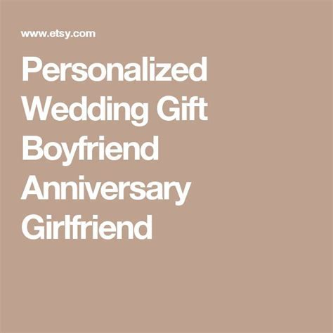 Best 20  Boyfriend anniversary gifts ideas on Pinterest