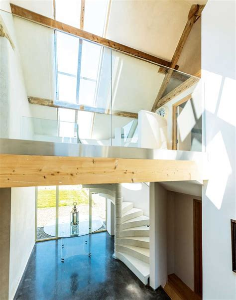 Mezzanine Floors Planning Permission by A Converted 300 Year Old Barn Homebuilding Amp Renovating