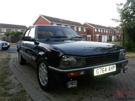old peugeot for sale peugeot 505gti saloon peugeot 505 car classic peugeot 505gti