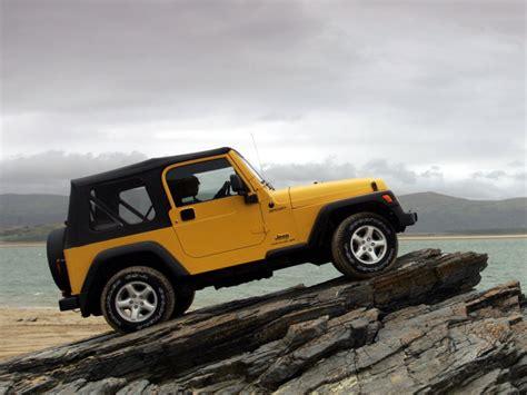 Jeep Ii jeep wrangler ii tj 4 0 i 192 hp
