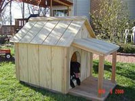 homemade dog house build a dog house with one of these 15 free plans sparky1 free dog house plan by all about dog