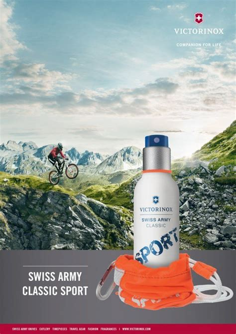 Swiss Army Sport by Victorinox Swiss Army Classic Sport Duftbeschreibung