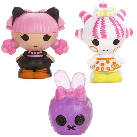 design a lalaloopsy doll lalaloopsy tinies 3 pack design 3 dolls mini dolls