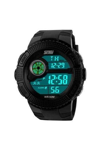 Harga Jam Tangan Merk Skmei harga jam tangan pria original murah 1033 skmei biru