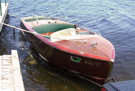 lowe boats orillia dewolde collection for sale through antique boat america