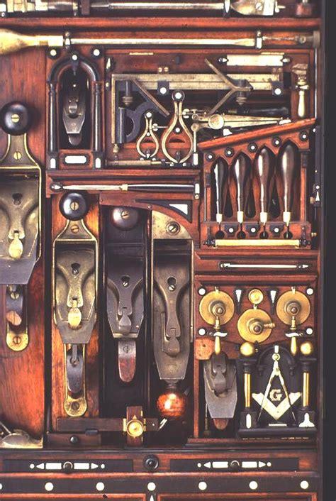 studley masonic tool chest