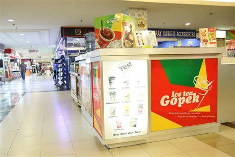 Franchise Teh Gopek franchise minuman teh peluang usaha modal kecil