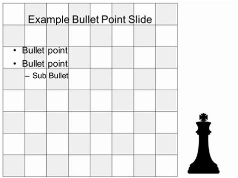 chess board template chess board template