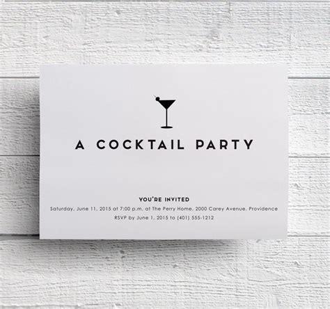 cocktail invite best 25 cocktail invitation ideas on