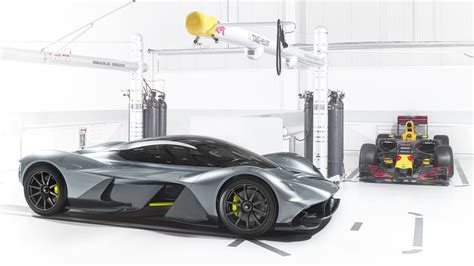 Amrb 001 Aston Martin by Amrb 001 Foreshadows A Production Mid Engine Aston Due In