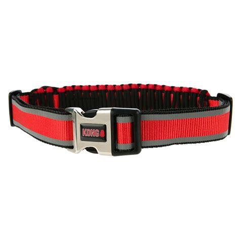 Kong Comfort Collar by Kong Reg Paracord Reflective Adjustable Collar Size